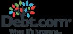 Debtcom logo