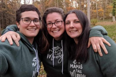 Mamas in MTM Sweatshirts