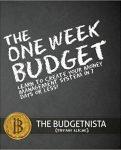 One Week Budget